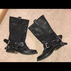 Steve Madden mid-calf riding boots